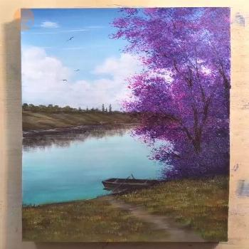 20 Home Decor Painting Inspirations - Painting Tutorial Videos   Part 10 20 Home Decor Painting Ins