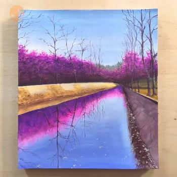 20 Home Decor Painting Inspirations - Painting Tutorial Videos   Part 15 20 Home Decor Painting Ins