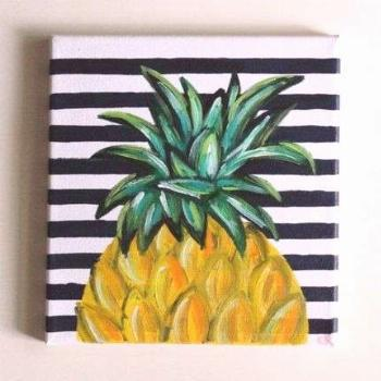 Best painting ideas on canvas for beginners kids ideas Best painting ideas on canvas for beginners