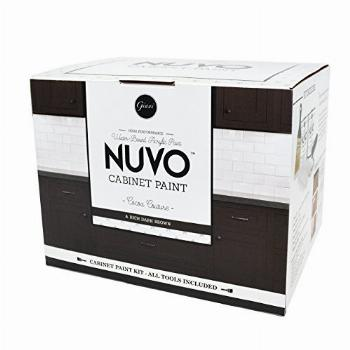 Nuvo Cocoa Couture Cabinet Paint Kit,Brown