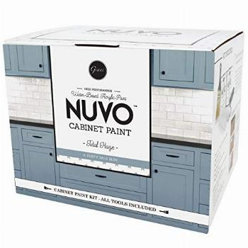 Nuvo Tidal Haze 1 Day Cabinet Makeover Kit, Dusty Pale Blue