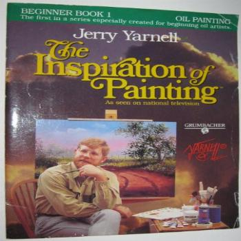 The Inspiration of Painting, Beginner Book 1: Oil Painting
