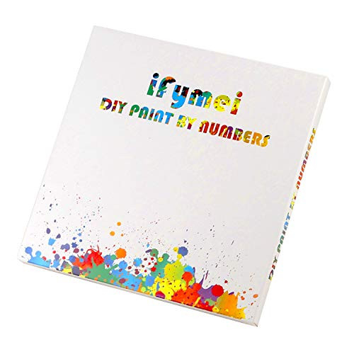 ifymei Paint By Numbers for Kids amp Adults amp Beginner , DIY