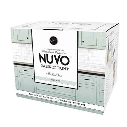 Nuvo Celadon Cove 1 Day Cabinet Makeover Kit