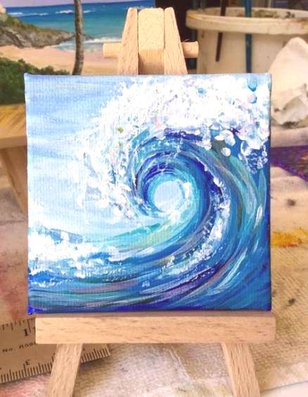Painting acrylic ocean canvases 26+ ideas Painting acrylic ocean canvases 26+ ideas