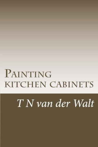 Painting kitchen cabinets A do it yourself guide