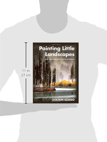 Painting Little Landscapes Small-scale Watercolors of the