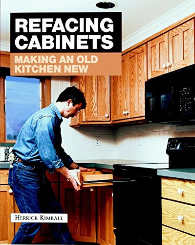 Refacing Cabinets Making an Old Kitchen New (Fine