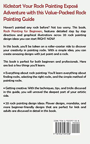 Rock Painting for Beginners Learn How to Paint Rocks with