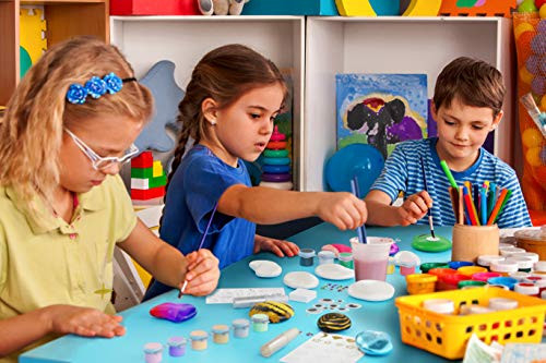 Rock Painting Kit for Kids - Arts and Crafts for Girls amp