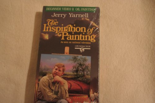 The Inspiration of Painting (Beginner Video 1 Oil Painting)
